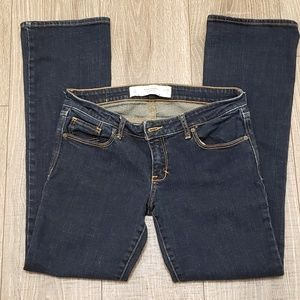 Abercrombie & Fitch A & F Boot Jeans